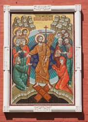 Red Square, Icon on Resurrection Gate