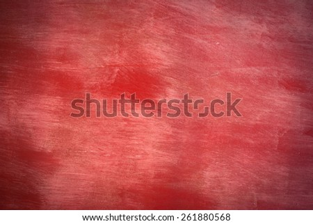 Red surface with divorce. background for design