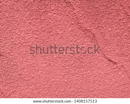 Red texture background,Abstract surface wallpaper of stone wall.Texture of Concrete, Concrete Floor, Concrete background.  #1408157513