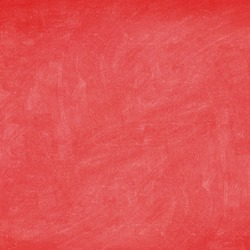Red texture background - blank empty chalkboard / blackboard closeup.