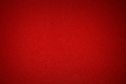 Red Textured Paper Background.