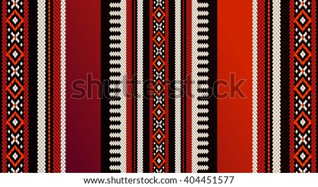 Red Theme Arabian Sadu Weaving Middle Eastern Traditional Rug Texture