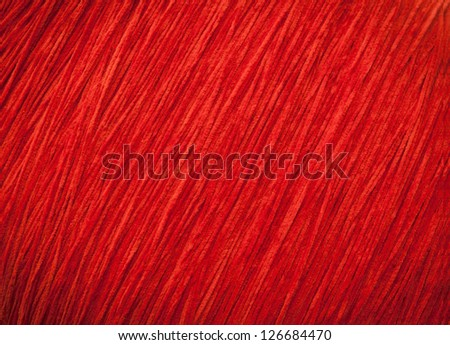 Red thread pattern. #126684470