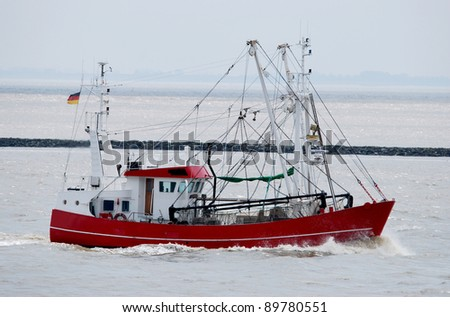 Red Trawler