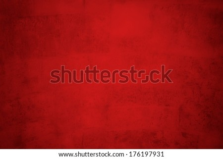 red valentine's day background - Shutterstock ID 176197931