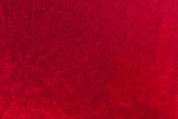 red velours texture