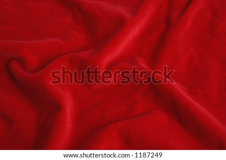 Red velvet fabric. Soft texture cloth. Look at my gallery for more backgrounds and textures