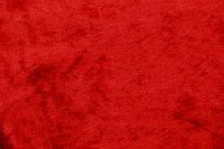 red velvet texture background/Velvet texture red