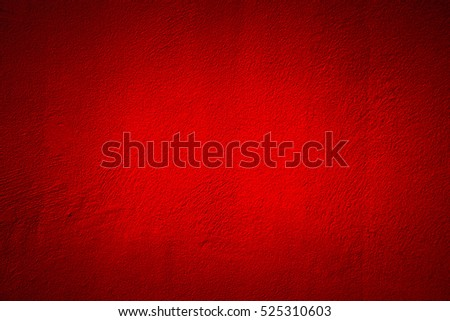 Red wall texture background.