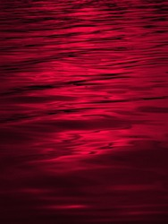 red water wave background
