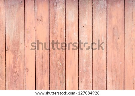 Red weathered wooden background no. 1