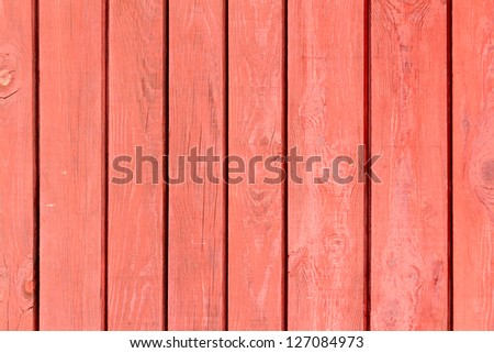 Red weathered wooden background no. 3