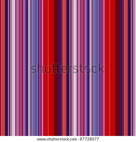 red, white and blue striped background