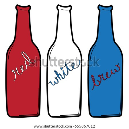 Red White and Brew Beer