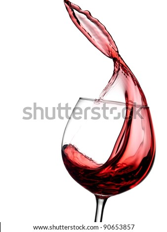 Red wine up