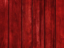 Red wood planks texture grunge