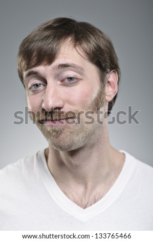 Redneck American Portrait