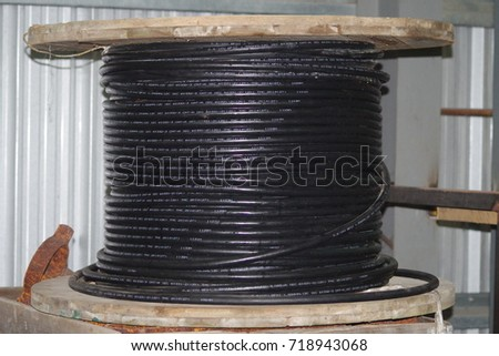 Reel Of Electrical Cable Industrial Usage 718943068