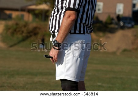Referee give play count
