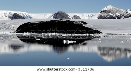 Reflecting Antarctica