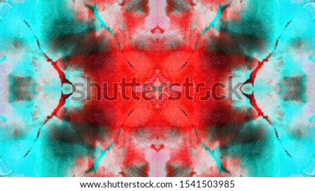 Reflecting Color Textile. Dirty textile Textile. Stereo Effect. Asian print. Nice Gouache Print. Ultramarine, Magenta and white. Geometric wallpaper. 3D effect.