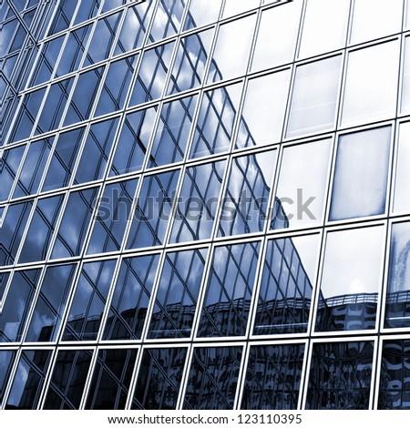 Reflecting Skyscraper