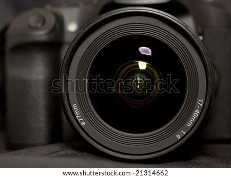 Video Camera Lens Video Camera Lens Reflection Video Camera Lens Reflection