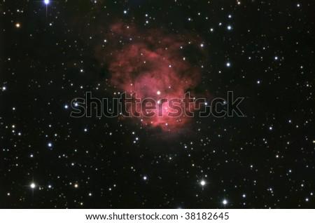 Reflection Nebula in Cepheus