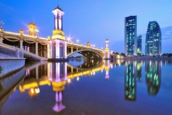 Reflection of Bridge