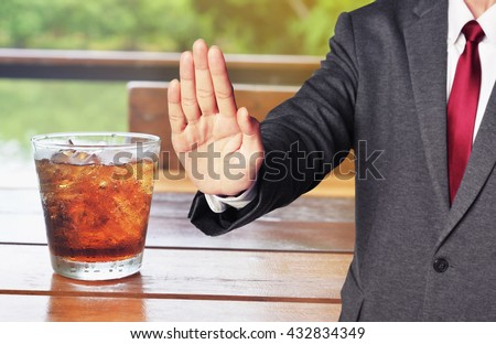 Shutterstock refuse carbonated soft drink , lose weight concept background