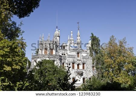Regaleira Palace  - Quinta da Regaleira