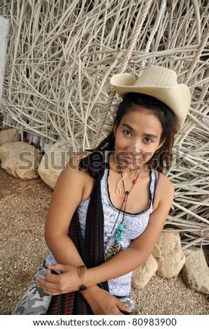 Regge Woman Cowboy Asia Thailand