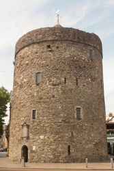 Reginald tower. City of Waterford, County Waterford, Ireland