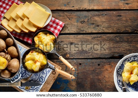 regional swiss cuisine with...