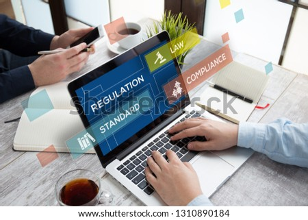 REGULATION AND WORKPLACE CONCEPT