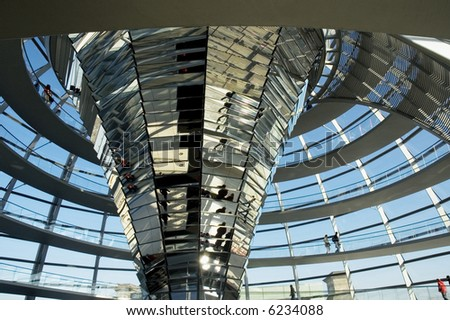 Reichstag (Parliament Building). Berlin. Germany