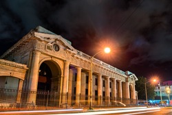 Reina Torres de Arauz Anthropological Museum at Plaza 5 de Mayo in Panama City
