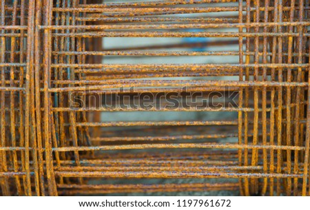 Reinforced steel coil structure is beautiful. #1197961672