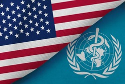 Relations between America and World Health Organization