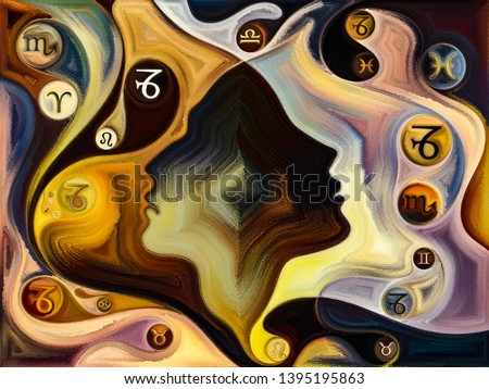 Relationships in Texture series. Closeup of people faces,  colors, organic textures, flowing curves with metaphorical relationship to inner world, love, relationships, soul and Nature