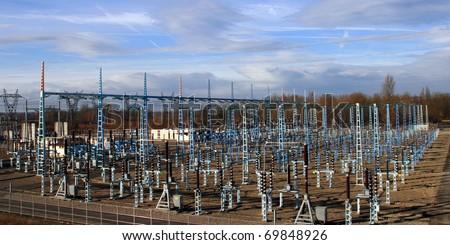 relay station substation