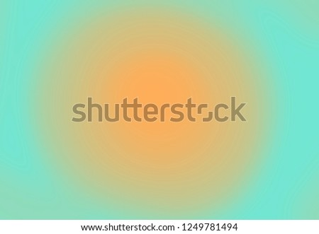 Reliance Green and Orange Color Gradient Background Wallpaper