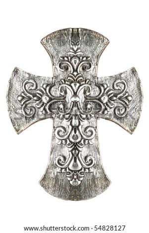 Religion Cross isolated