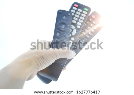 Remote control and control, technology