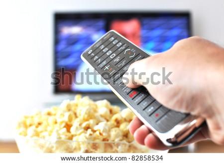 istek: tv remote control