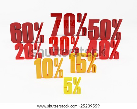 http://image.shutterstock.com/display_pic_with_logo/86573/86573,1235049619,1/stock-photo-render-of-percentage-numbers-25239559.jpg