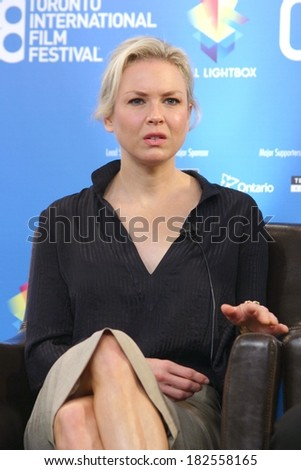 Renee Zellweger at the press conference for APPALOOSA Press Conference, Sutton Place Hotel, Toronto, ON, September 05, 2008