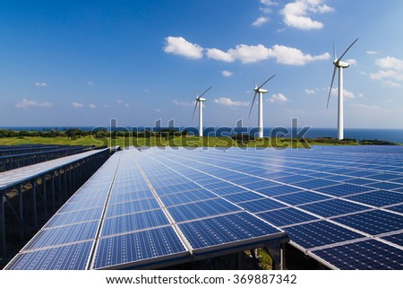 Renewable energy Eco image