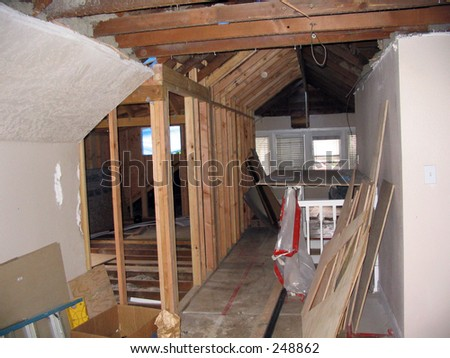 Renovation - Demolition