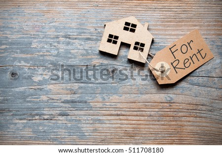 Rental property background